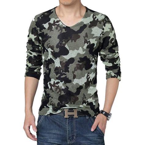pattern t shirts men s 2016 hot camouflage pattern t shirt men net yarn fabric