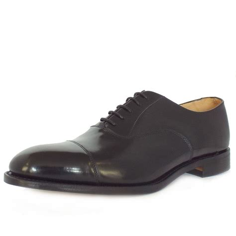 oxford type shoes loake shoes for loake 747 mens leather shoe from