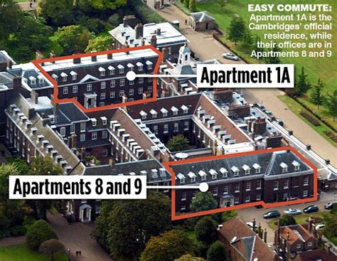 kensington palace william and kate kate william and harry base work in diana s old apartment