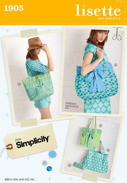 sewing pattern exchange simplicity 1905 patterns lisette