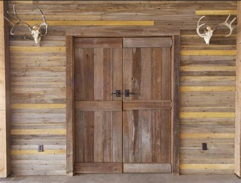 Rustic Wood Interior Doors, Photos of ideas in 2018