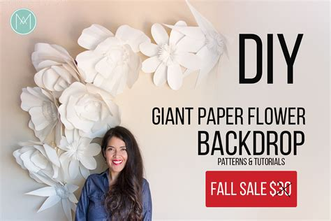 by avantimorochadiys etsycom giant paper flowers patterns and video tutorials from
