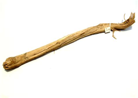 stick on object of the month the alamein stick the black