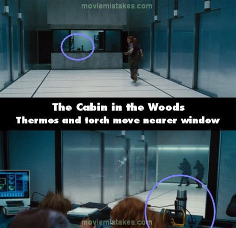 How Does The Cabin In The Woods End by The Cabin In The Woods Mistakes Goofs And