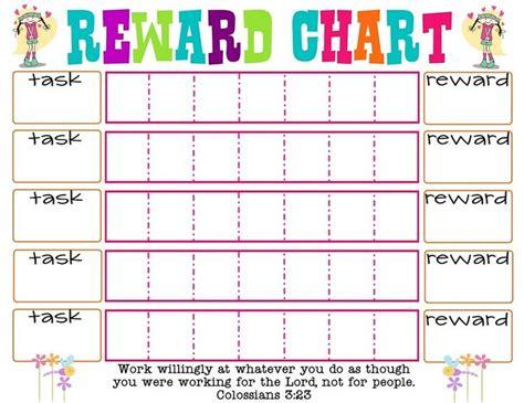 Best 25 Reward Chart Template Ideas On Pinterest Reward Charts For Kids Chore Chart Template Reward Chart Template