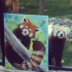 paint nite at the zoo painting with a twist skippack on photo