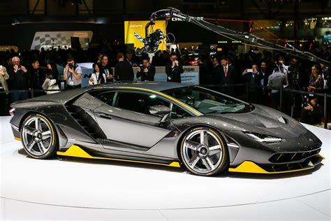 How Many Lamborghini Centenario Were Made by 2017 Lamborghini Centenario Look 2016 Geneva Motor