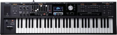Keyboard Roland 3 Jutaan roland v combo vr 09 61 key stage performance keyboard