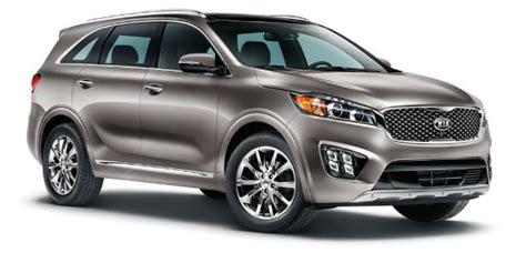Kia Sorento New Model 2017 Kia Sorento Cars Magazine