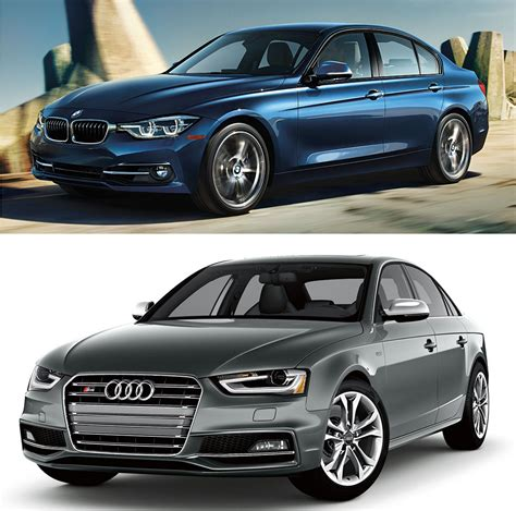 340i Vs S4 by Side By Side Comparison Bmw 340i Vs Audi S4 0 60 Specs
