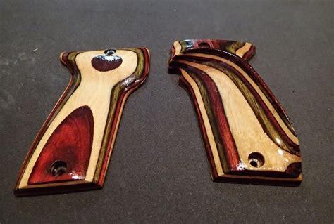 Handmade Gun Grips - custom pistol grips search engine at search