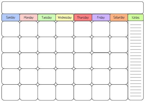 Empty Calendar 2015 Search Results For Print Blank Weekly Calendar