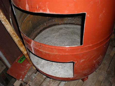 metall ofen selber bauen selbstbau flammkuchenofen bzw holzbackofen grillforum