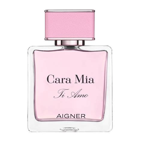 Parfum Aigner Pink cara ti amo etienne aigner perfume a new fragrance