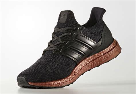 adidas ultra boost  black bronze sole release date