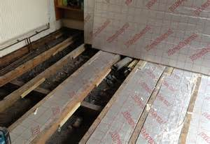 underfloor insulation centre for sustainable energy