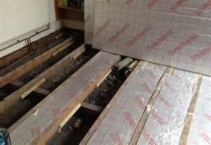 best basement floor insulation underfloor insulation centre for sustainable energy