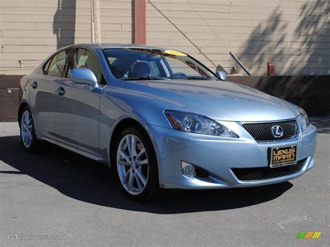 blue lexus lexus is350 2006 blue pixshark com images