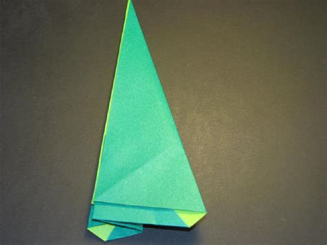 origami folding instructions how to make a christmas