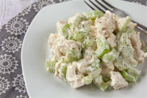 chicken or turkey salad recipe genius kitchen