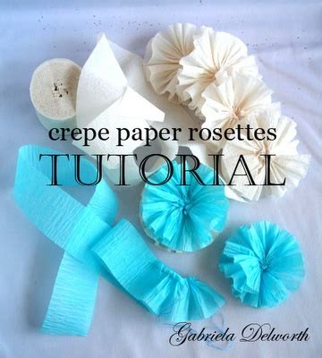 How To Make Crepe Paper Rosettes - 191 best ballerina images on birthday