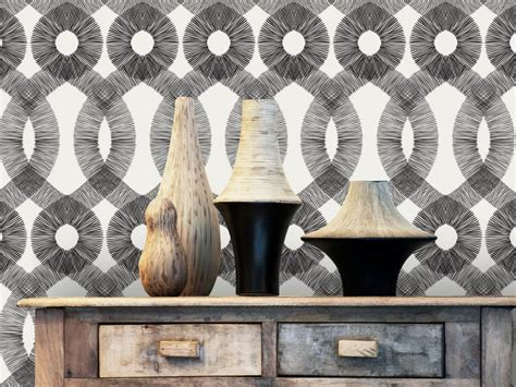 Spipo Designs by Contemporary Wallpaper Design Trends Hgtv