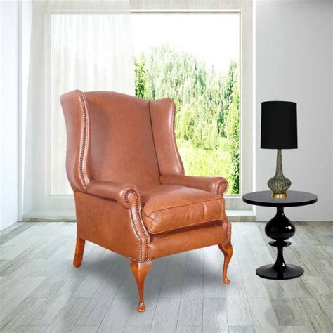 high back chesterfield sofa chesterfield gladstone high back wing chair designersofas4u
