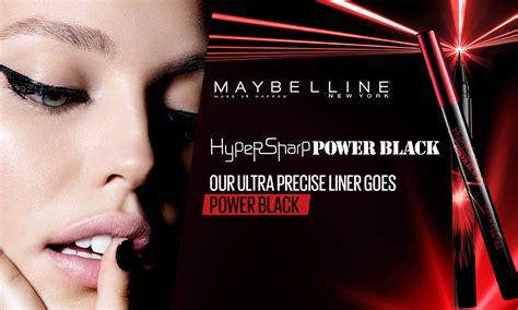 Maybelline Hypersharp Power Black maybelline hypersharp power black liquid liner 11street