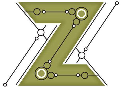 Letter Z Original Z Daily Drop Cap