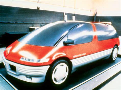 Pontiac Transport Concept by 1986 Pontiac Transsport Concepts