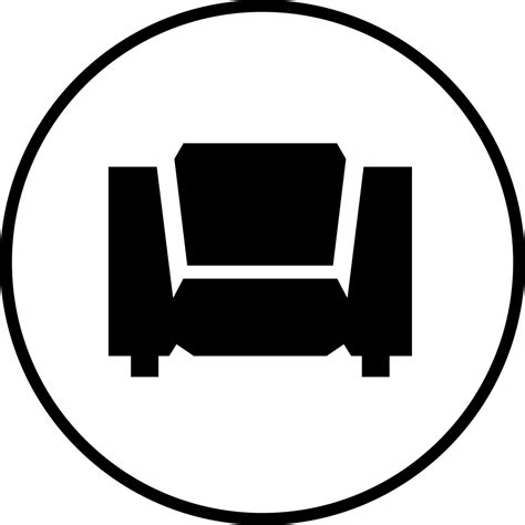 design icons furniture living room furniture svg png icon free download 184379