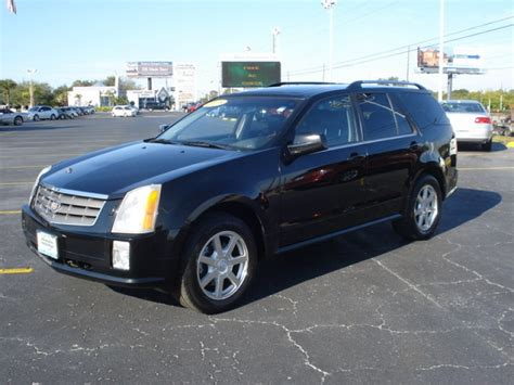 cadillac srx 2005 2005 cadillac srx photos informations articles