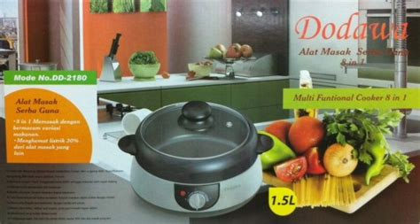Panci Serbaguna Casanova Italy buy dodawa alat masak serbaguna 8in1 dd 2180 deals for