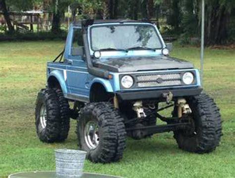 Suzuki Sarasota by 1987 Suzuki Samurai Convertible For Sale In Sarasota Fl