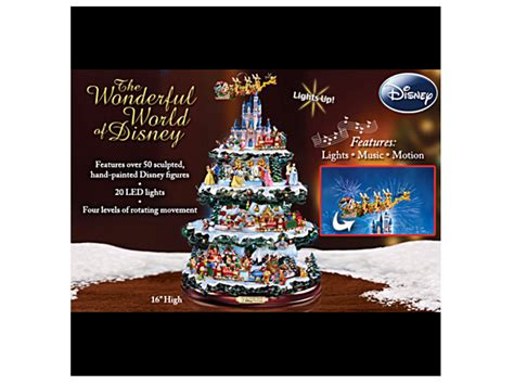 ultimate disney character tree best 28 the ultimate disney 50 character tabletop tree disney snow globes disney