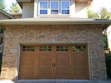 when to call rochester s leading garage door repair
