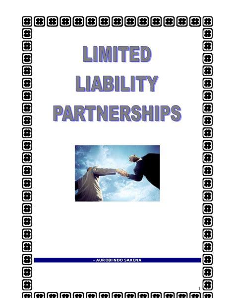 design management partnership ltd free e book on limited liability partnership 2005