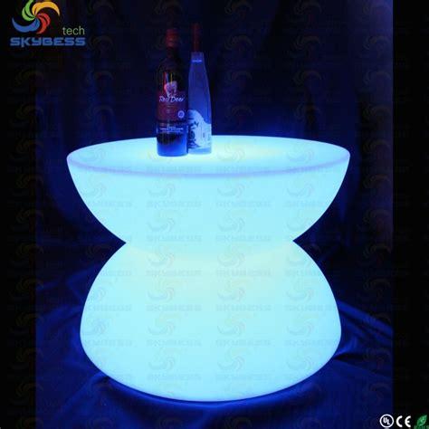 led light table 60 60 38cm led light table rgb color changing lighting bar led table illuminated led coffee