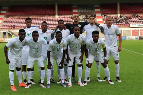 mixed fortunes nigeria s scorecard against algeria