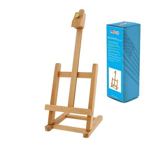 table top easel walmart us supply 11 quot wood studio adjustable artist h frame