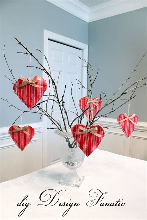 heart decorations home 20 super easy last minute diy valentine s day home