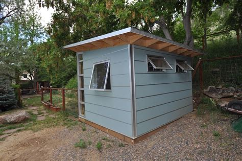 Garden Shed With Awning by Cheap Storage Sheds Garage And Shed Modern With Clerestory