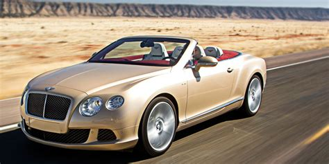 gold bentley convertible 2013 bentley continental gt speed convertible askmen