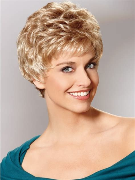 short permed hairstyles for over 60 permed fine hairin 60 wavy permed hairstyles on