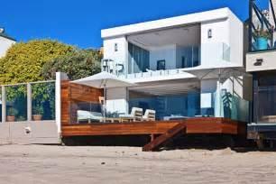 malibu homes contemporary malibu home with soothing views