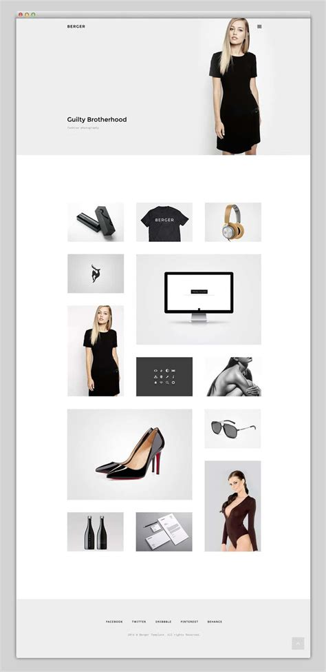 portfolio designspiration what is white space in web design how to use it and