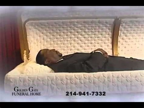 golden gate funeral home tv ad must see