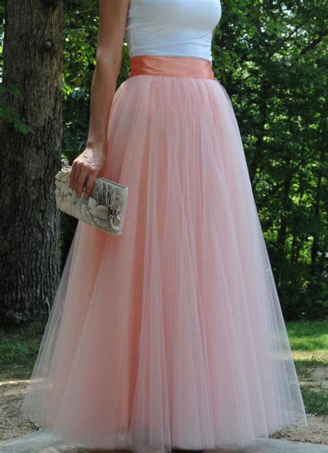 Dress Softpeach 1184s color floor length tulle skirt wedding dress premium quality tulle soft tulle skirt