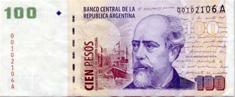Argentine Peso Currency Flags Of Countries