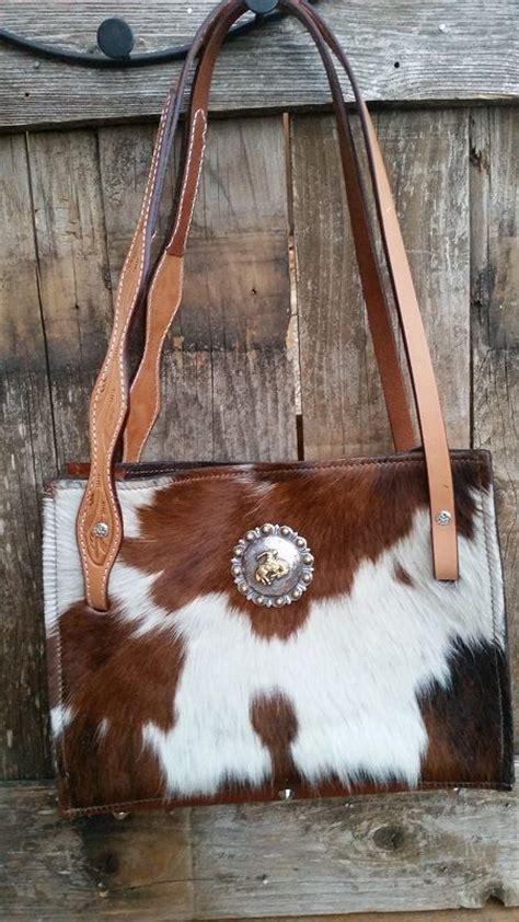 Cowhide Leather Purses - best 25 cowhide purse ideas on western wear